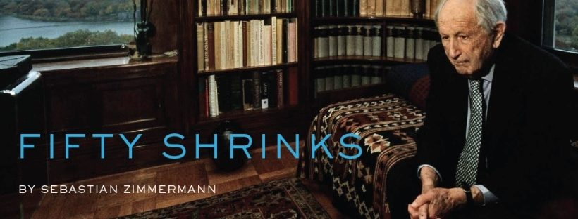 50 Shrinks by Sebastian Zimmerman
