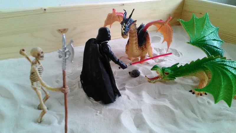 Sandplaying #4